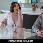 Milf Traindo Marido Com Um Novinho Roludo Safado