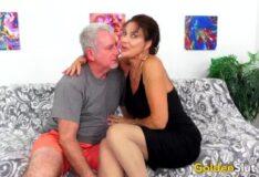 Cenas de sexo transando com o empresário tarado