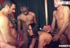 Mulheres transando sexo grupal metendo bem gostoso